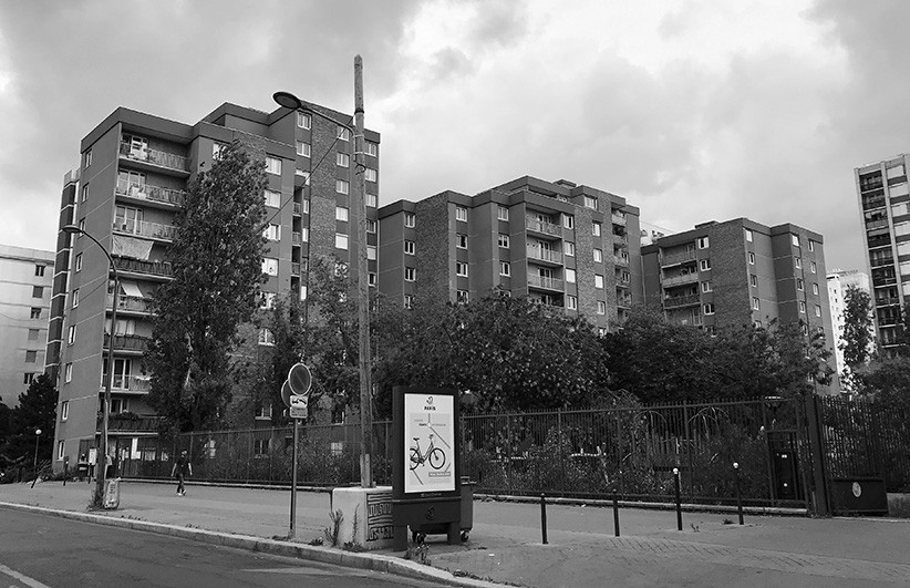 PARIS COURCELLES