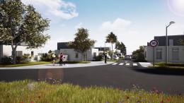 92 logements adaptés - La Butte Pinson