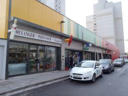 Centre commercial Les Grèves