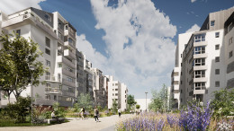 528 Logements - Quartier Rollin