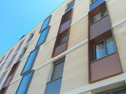 40 logements / Rue de Songeons