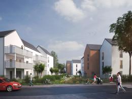 65 logements - Cité Cheminots