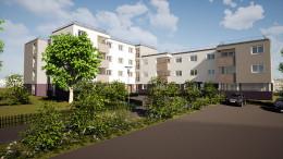 496 logements - Le Ru du Vaux