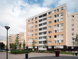 452 logements - Les Frances