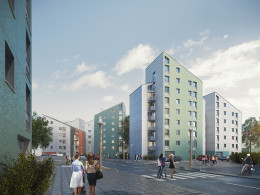140 logements - Noisiel 04