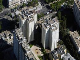 340 logements <br/>Tours Bayet & Auriol