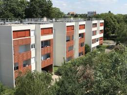 156 logements - Square Lurçat Gauguin