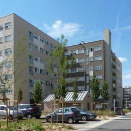 343 logements - Les Polognes