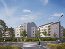 160 logements - Les Burteaux & l'Orme Richard