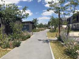 Ecoquartier - ZAC du Bois d'Aton
