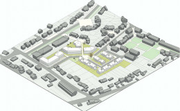 Etude de Capacité - Secteur Rue de Morangle